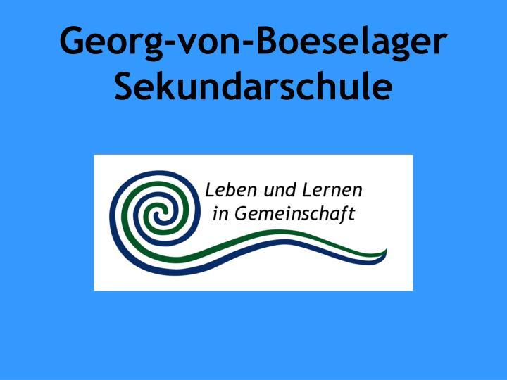 Georg-von-Boeselager