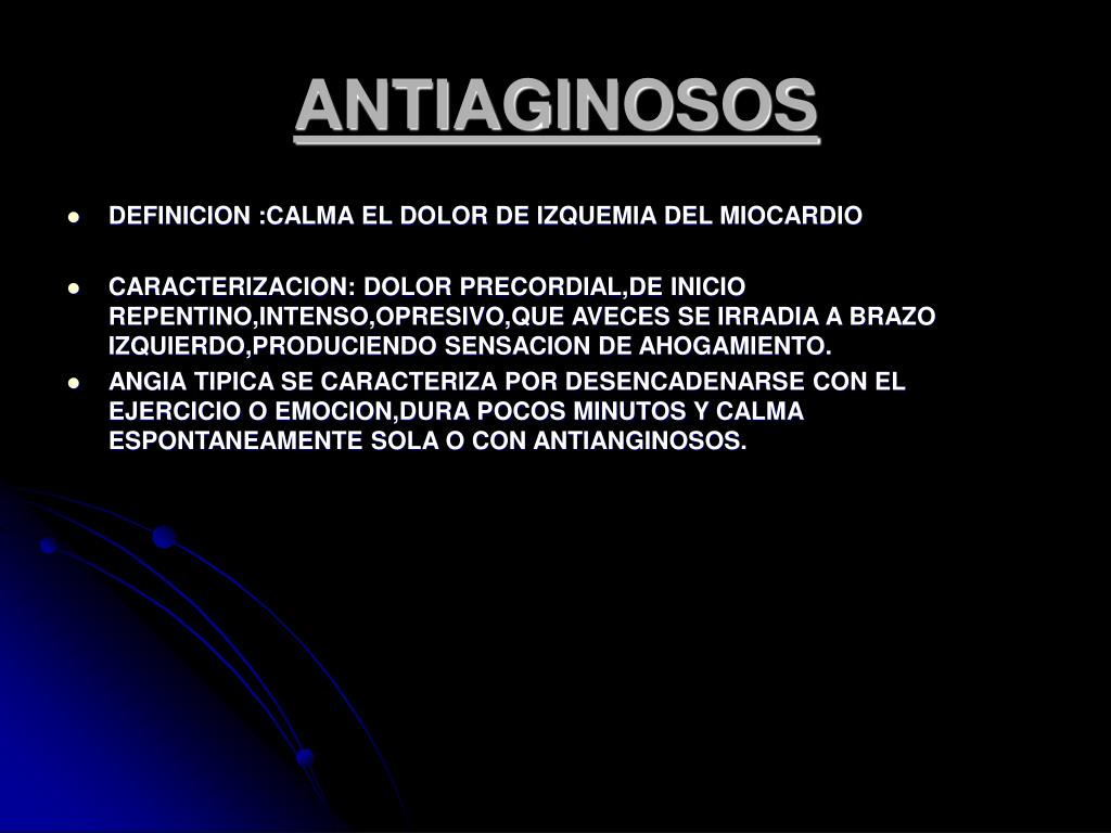 PPT - MEDICAMENTOS PARA EL SISTEMA CARDIOVASCULAR PowerPoint