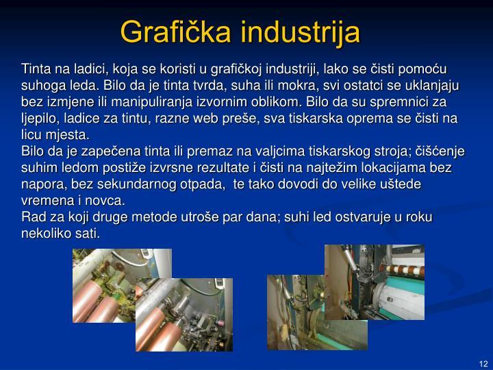 Grafička industrija