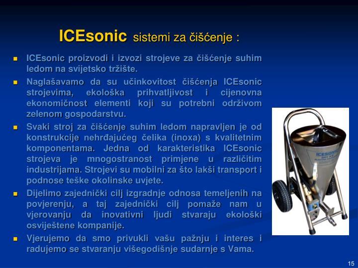 ICEsonic