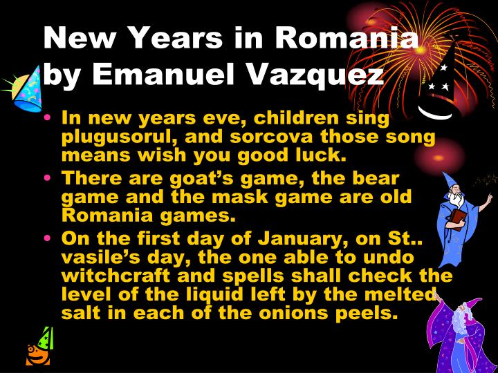 New Years in Romania   by Emanuel Vazquez