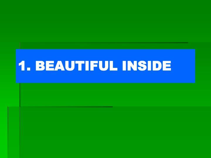 1 beautiful inside n.