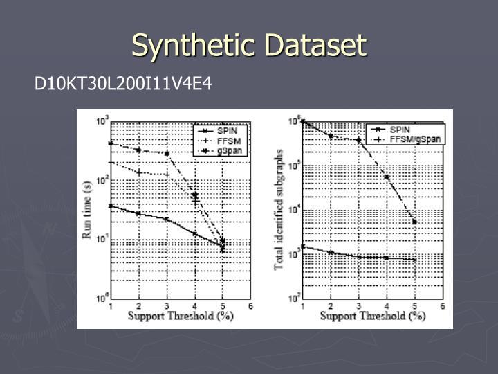 Synthetic Dataset