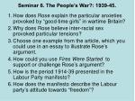 seminar 6 the people s war 1939 45