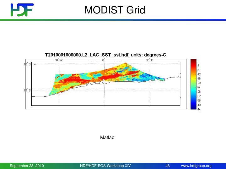 MODIST Grid