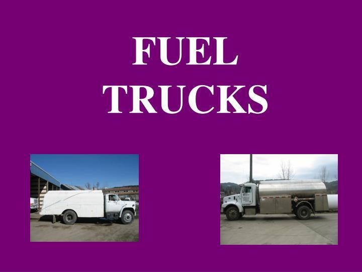 fuel trucks n.