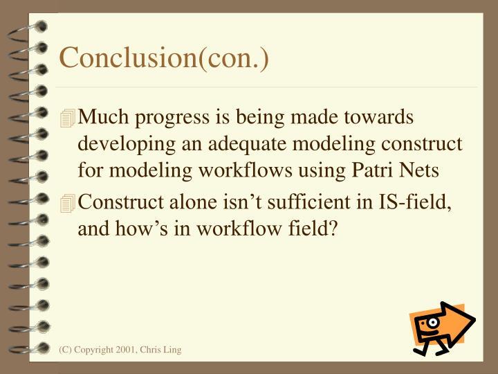 Conclusion(con.)