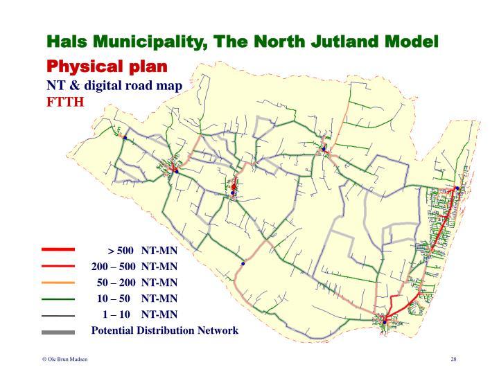 Hals Municipality, The North Jutland Model