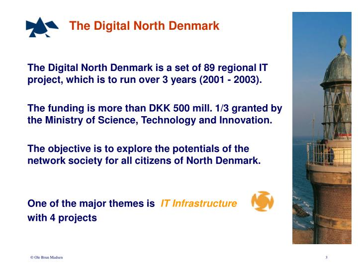 The digital north denmark