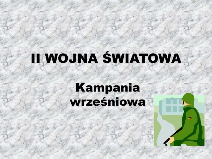 ii wojna wiatowa n.