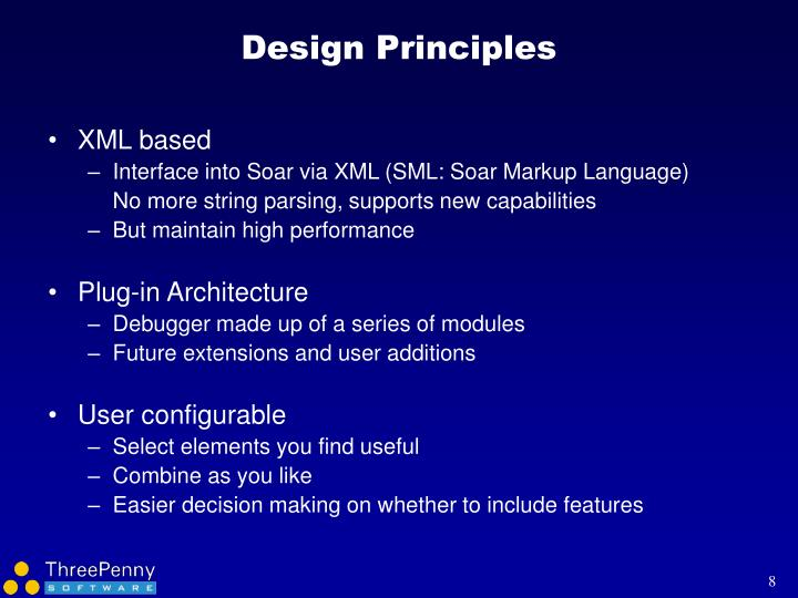 XML based