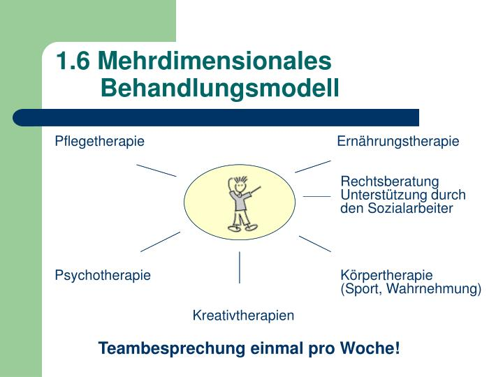 1.6 Mehrdimensionales Behandlungsmodell