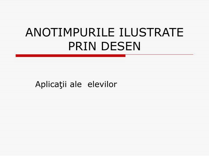 Ppt Anotimpurile Ilustrate Prin Desen Powerpoint