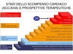 stadi dello scompenso cardiaco acc aha e prospettive terapeutiche