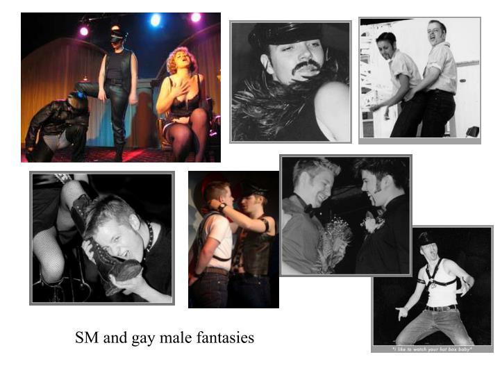 SM and gay male fantasies