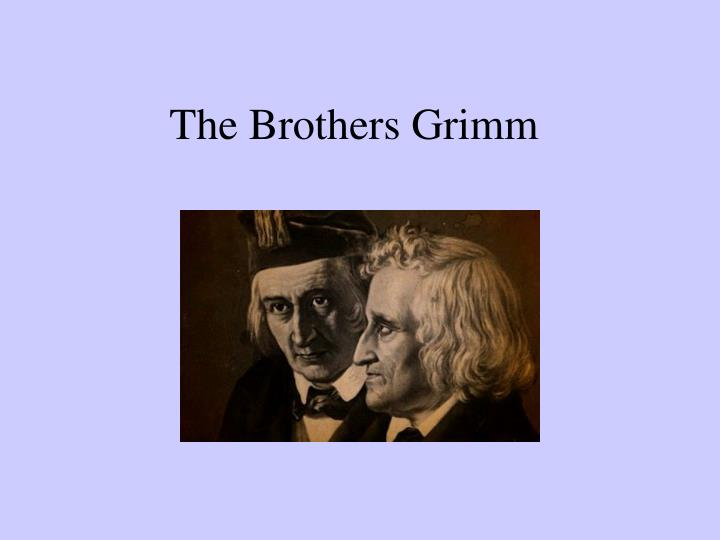 the brothers grimm n.