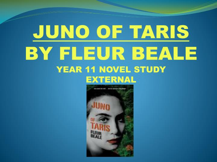 JUNO OF TARIS