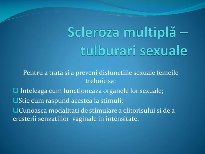 Scleroza