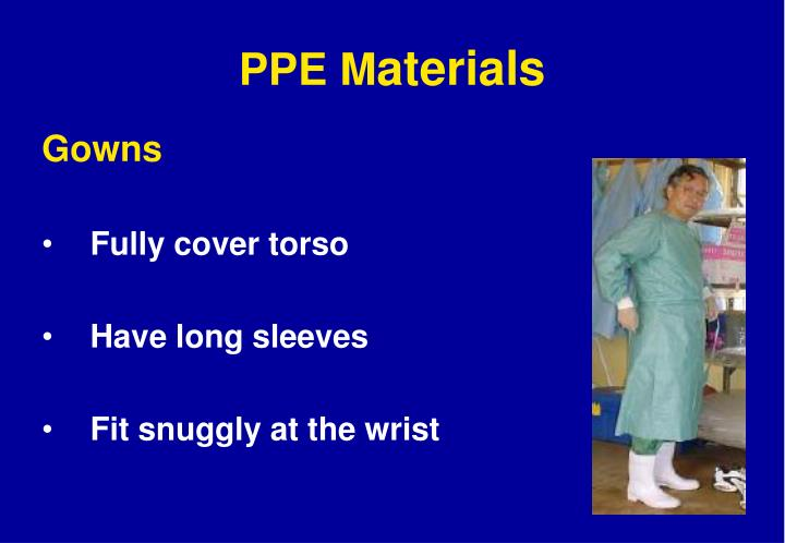 PPE M