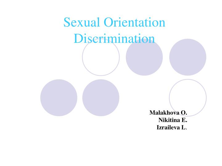 sexual orientation prejudice and homophobic bullying The homophobic bullying is any kind of physical or verbal abuse, done with intent to harm, where there is an imbalance of power between the aggressor and the victim, and caused because the victim has a different sexual orientation than expected socially.