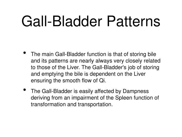 Ppt Gall Bladder Patterns Powerpoint Presentation Id3584453