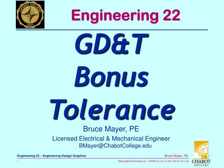 Engineering 22