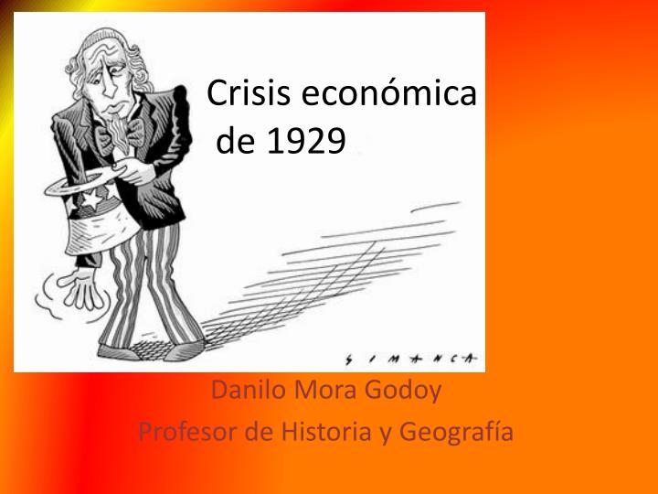 crisis econ mica de 1929 n.