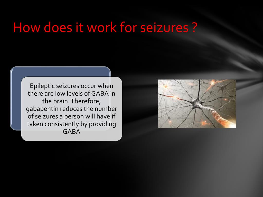PPT - Neurontin (gabapentin ) PowerPoint Presentation - ID