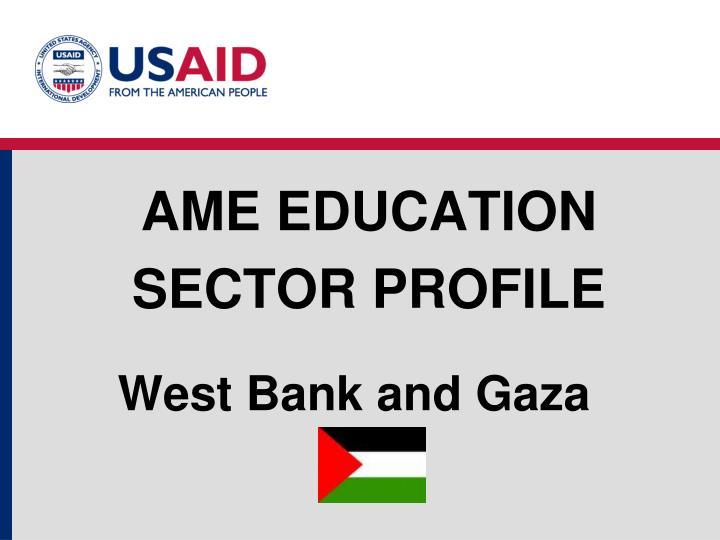 west bank and gaza n.