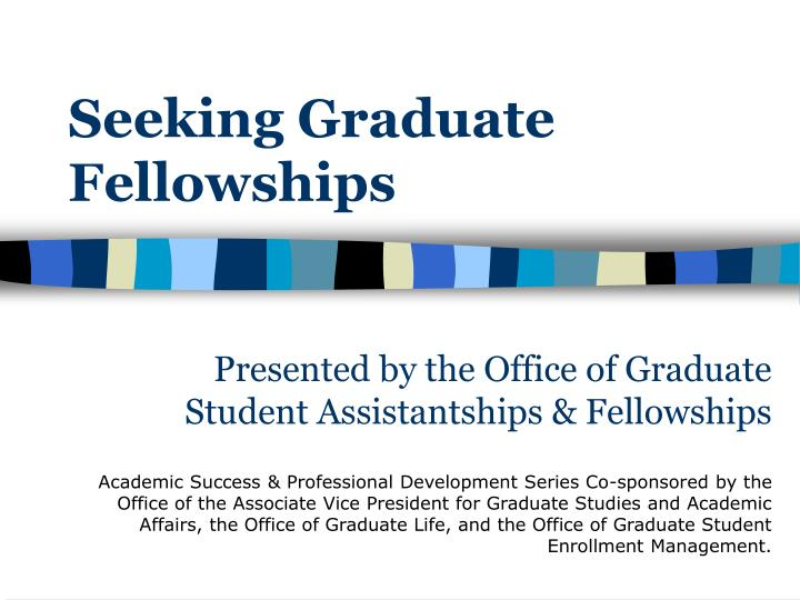dissertation support fellowships The kauffman dissertation fellowship (kdf) is an annual competitive program that awards up to 20 dissertation fellowship grants of $20,000 each to phd, dba, or other doctoral students at.