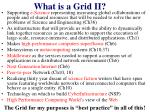 what is a grid ii