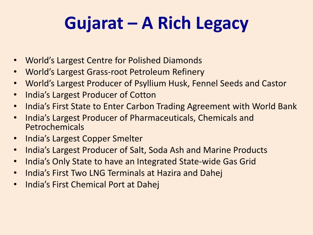 PPT - GUJARAT STATE INNOVATION COUNCIL PowerPoint