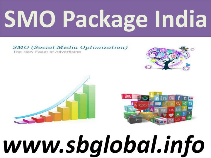 SMO Package India