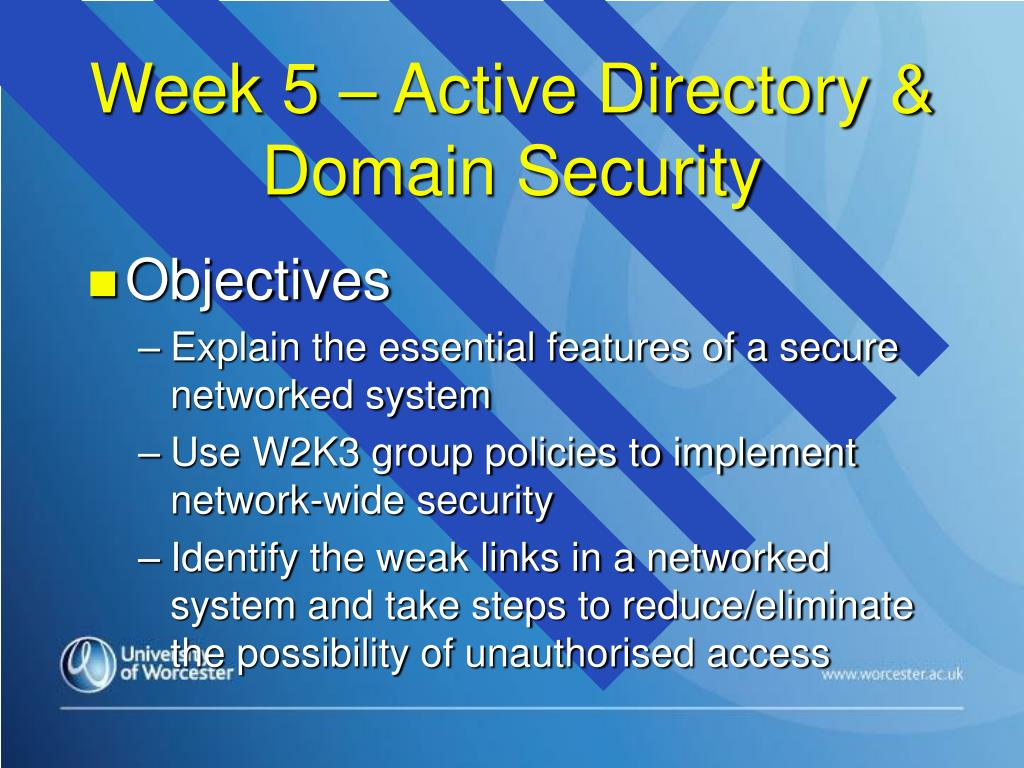 PPT - COMP3122 Network Management PowerPoint Presentation