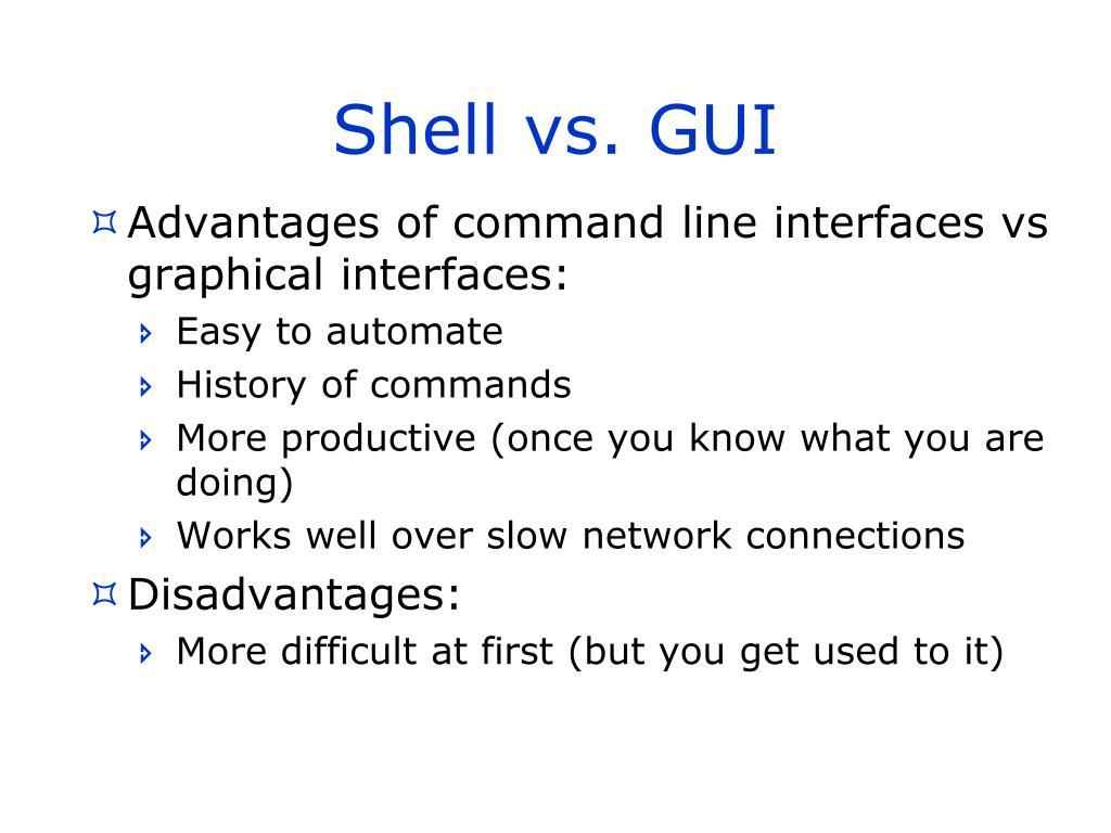 PPT - 1 Introducing UNIX PowerPoint Presentation - ID:3587896