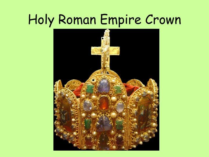 Holy Roman Empire Crown