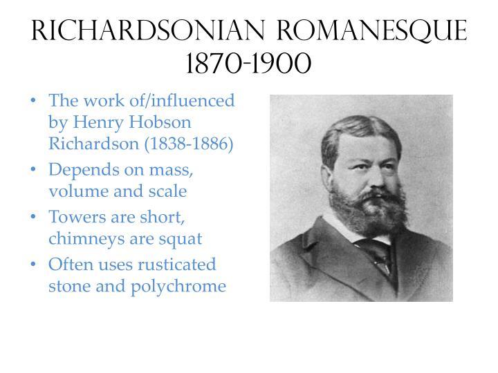 Richardsonian