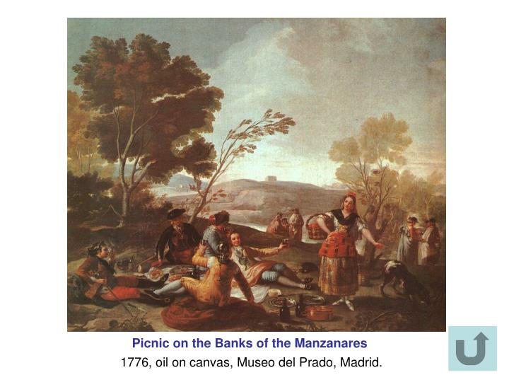 Picnic on the Banks of the Manzanares