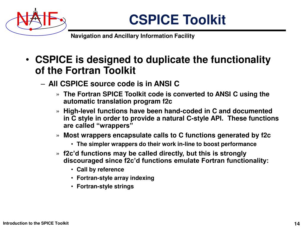 PPT - Introduction to the SPICE Toolkit PowerPoint