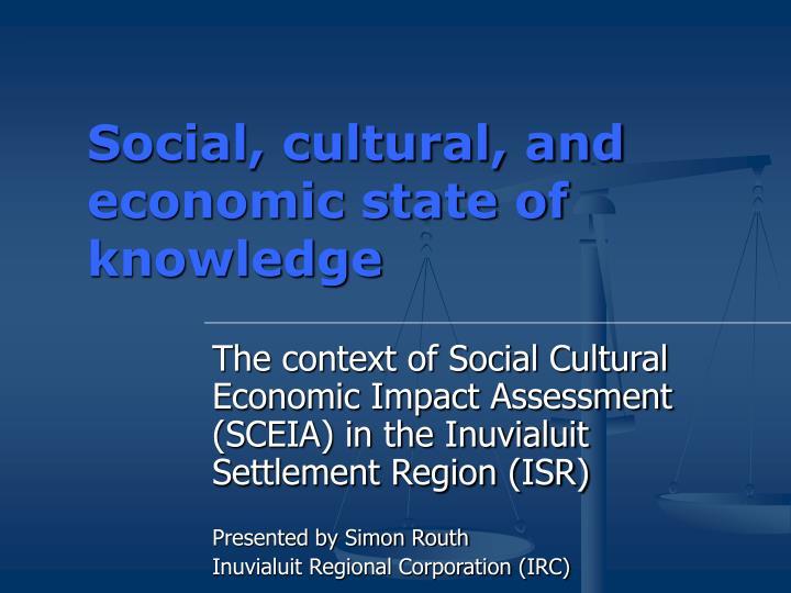 cultural assessment presentation
