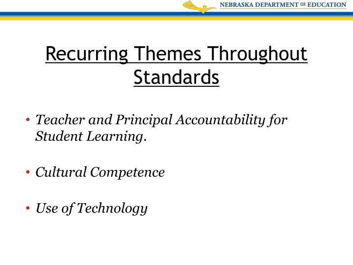 Teacher and Principal Accountability for Student Learning.
