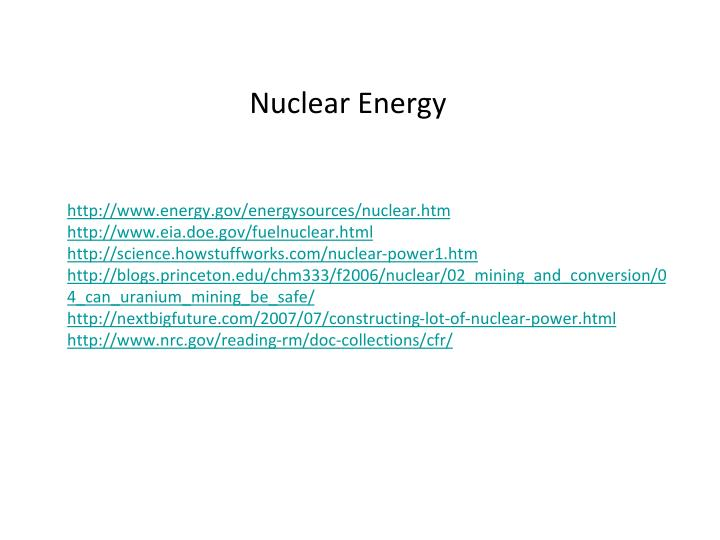 nuclear energy essay introduction Essay on nuclear energy bodansky, d (2004) nuclear energy: principles, practices, and prospects new york: springer  energy company comparing and contrasting renewable energy sources and nuclear energy cc: introduction this memo compares and contrasts nuclear energy.