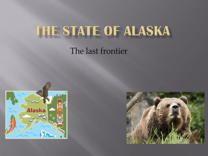 the state of alaska n.