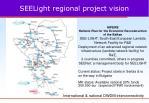 seelight regional project vision