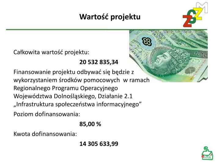 Wartość projektu