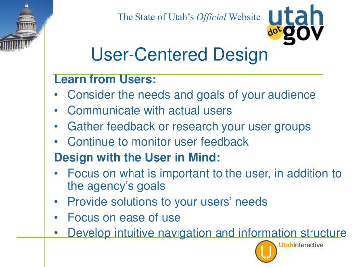 Learn from Users: