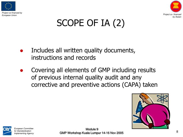 SCOPE OF IA (2)
