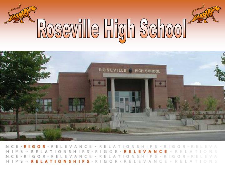 Roseville High School