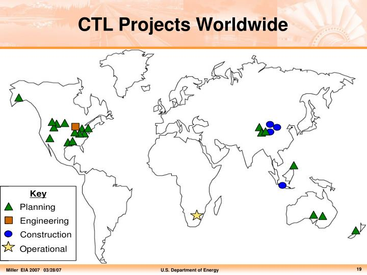 CTL Projects Worldwide