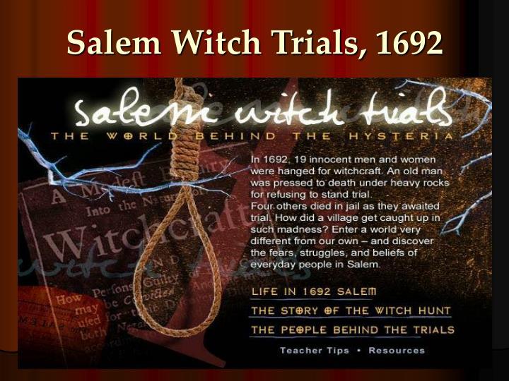 salam witch trials